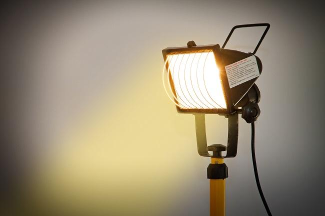 bouwlamp-verkoper