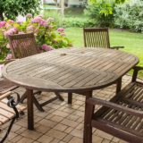 Tips voor het onderhouden en schoonmaken van tuinmeubelen