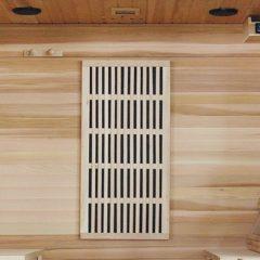 Infrarood sauna houtsoort kiezen