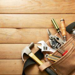 Het juiste gereedschap bij elke klus thuis